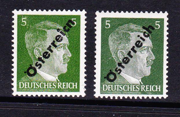 I. Wiener Aushilfsausgabe, erste Ausgabe Unbena44