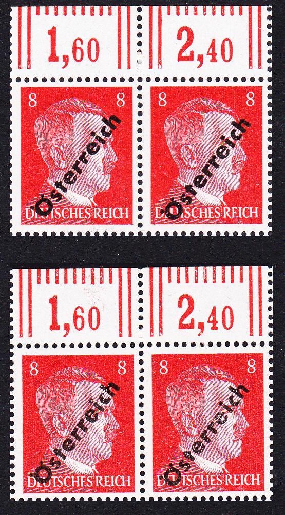 I. Wiener Aushilfsausgabe, erste Ausgabe Unbena45