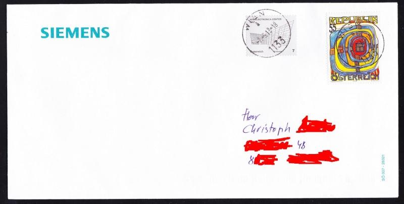 Sammlung Bedarfsbriefe Österreich ab 1945 - Seite 5 Unbena67