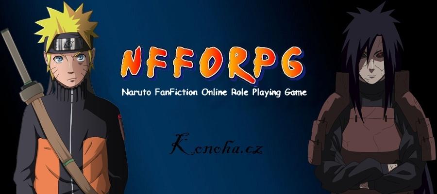 Konoha NFFORPG Informační Stránka