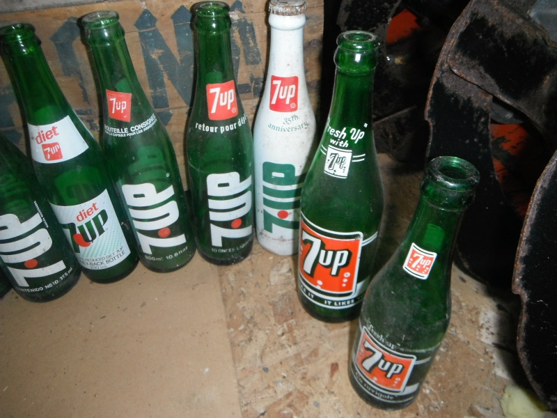 bouteille 7up 01111