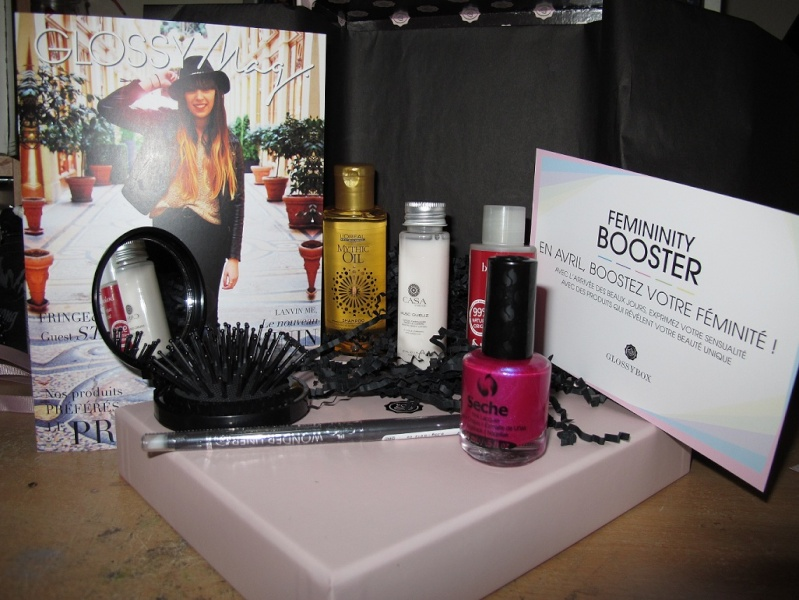 "[Avril 2013] Glossybox ""Feminity Booster"" - Page 16 Img_2811"