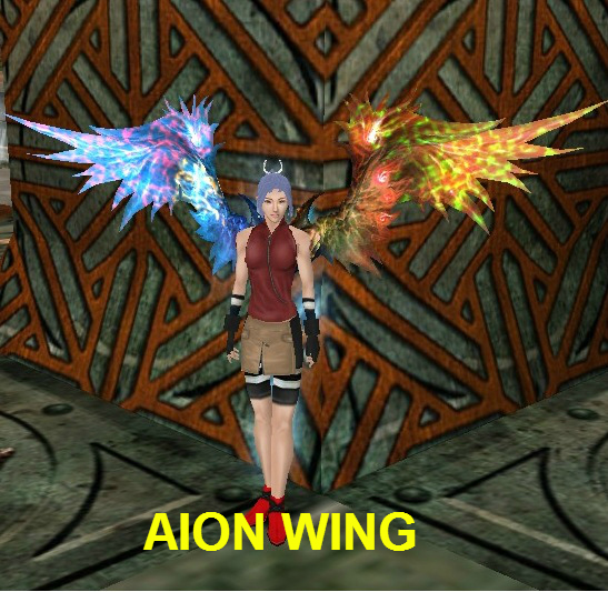 DONATE/VP WINGS Aion_w10
