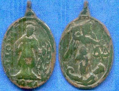 Médaille St-Léonard - XVIIème Roma11