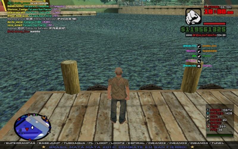 Agua poluida do CSF kkk Sa-mp-10