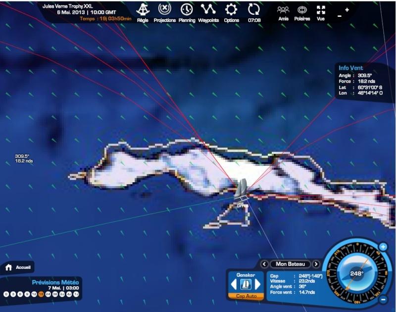 Tour de l'Antarctique à l'envers (LS) - Page 7 Dapart10
