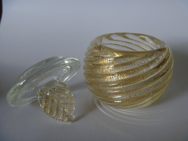 Murano Barovier jug and jar? Don't know.. P1000414