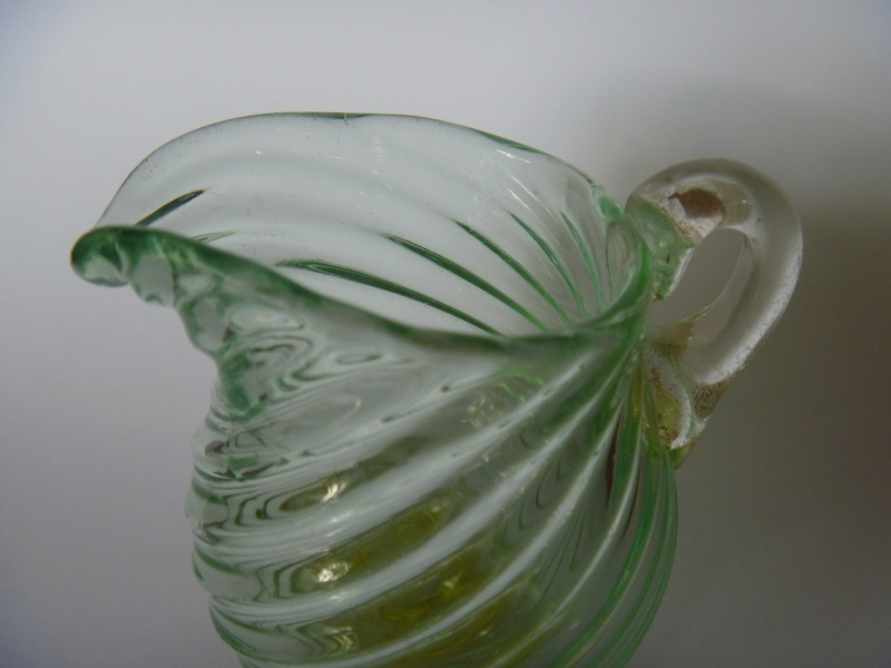 Murano Barovier jug and jar? Don't know.. P1000417