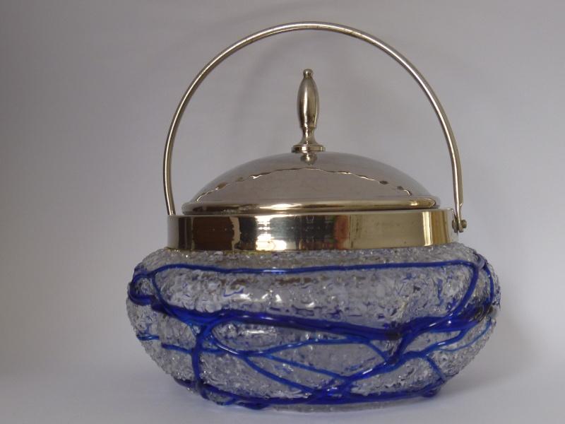 Old sugarbowl Loetz? P1000510