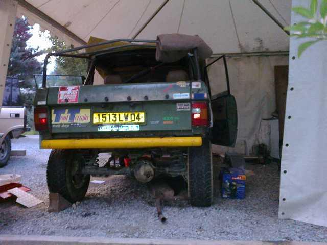 range - Remontage de notre range 09092010
