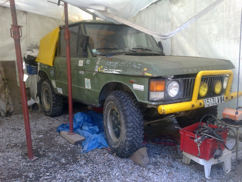 range - Remontage de notre range 12052011