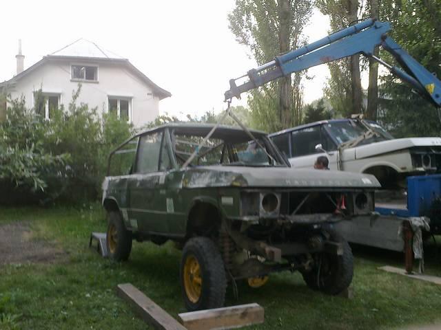 range - Remontage de notre range 13082011