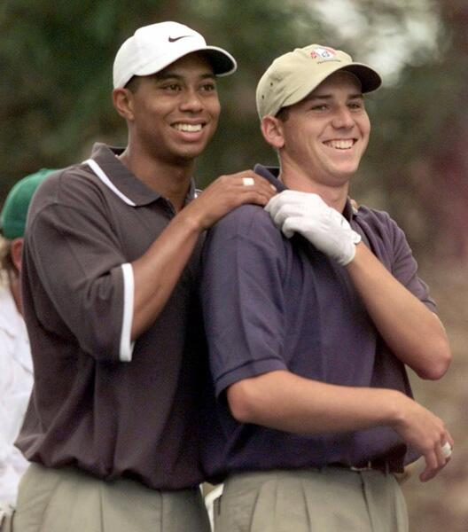 The Spat Between Sergio & Tiger Has Turned Ugly Tiger-11