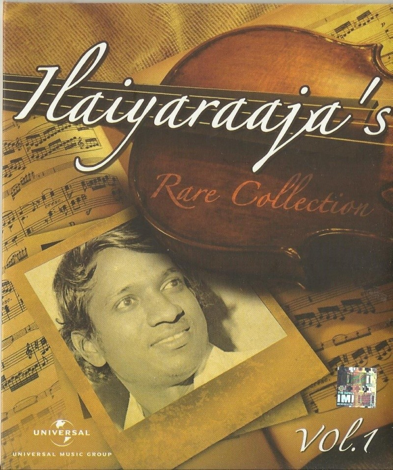 Old Ilayaraaja Cd Released again Vol110