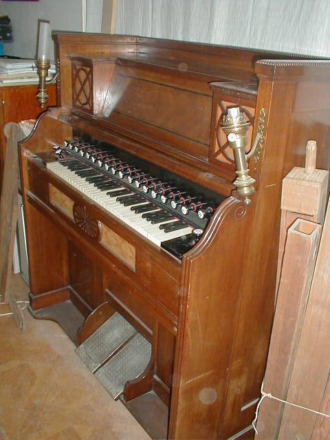 reed organ lindholm a vendre Bruxelles P1010010