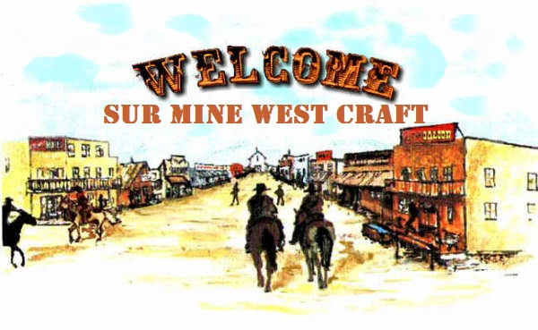 Mine West Craft
