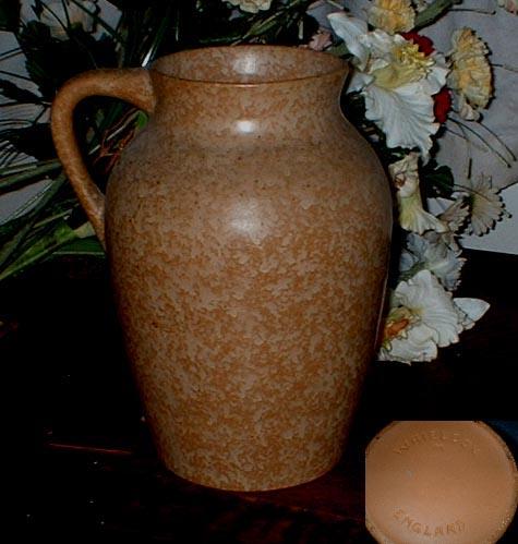 Whieldon Brentleigh Ware Vase Whield12