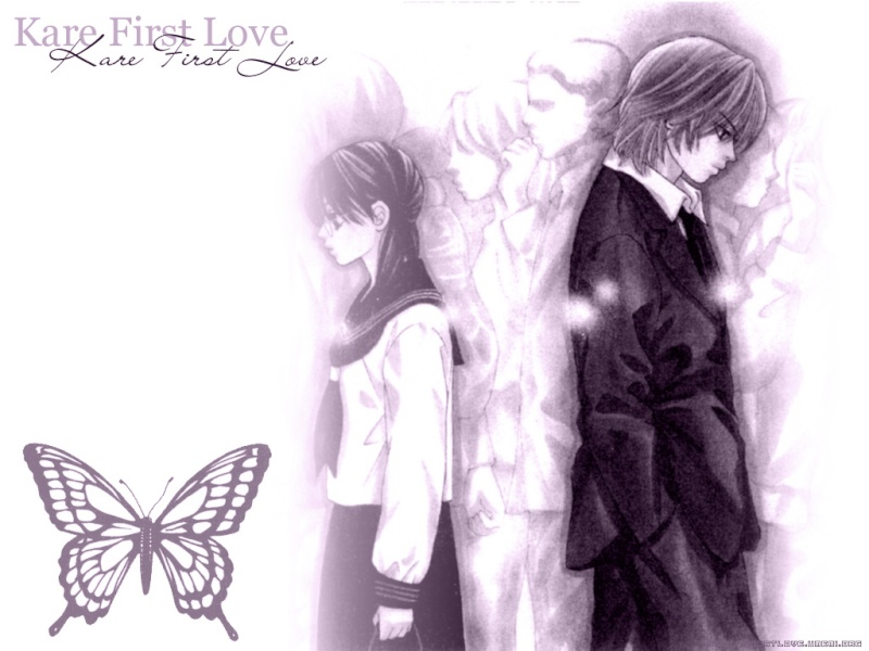"Manga ""Kare First Love"" 8hxtal10"