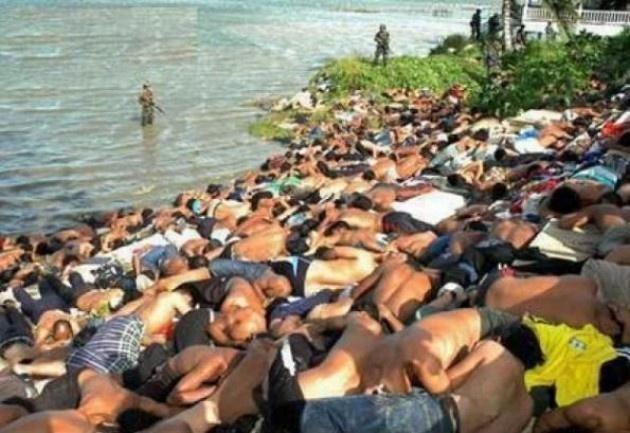 La tragédie des Musulmans en pays de Bouda a Borma Mimoun19