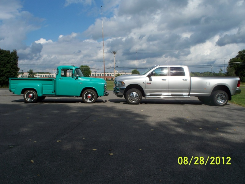 How about some pics of 54-56 dodge trucks 55_dod10