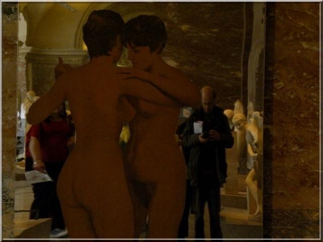 Le Louvre, ses fantômes et ses stars 1_1_1_21