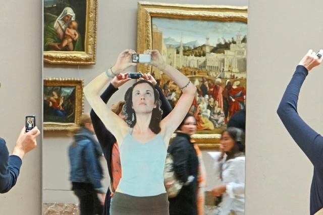 Le Louvre, ses fantômes et ses stars 1_1_1_28