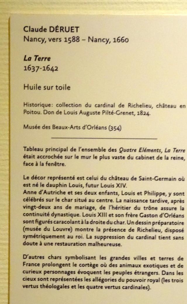 Exposition architecture et décors du château de Richelieu Dsc04618