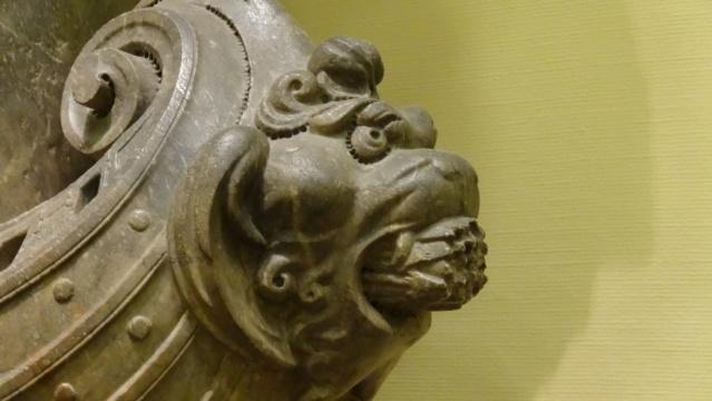 Exposition architecture et décors du château de Richelieu Dsc04624