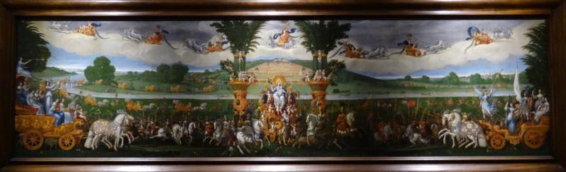 Exposition architecture et décors du château de Richelieu Dsc04626