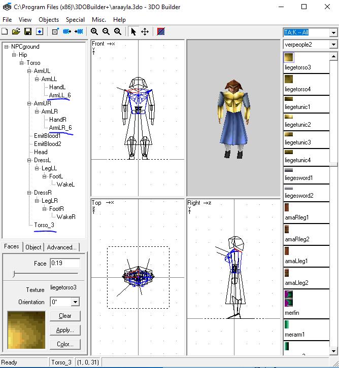 How to script veteran objects in Scriptor 3do-ve10