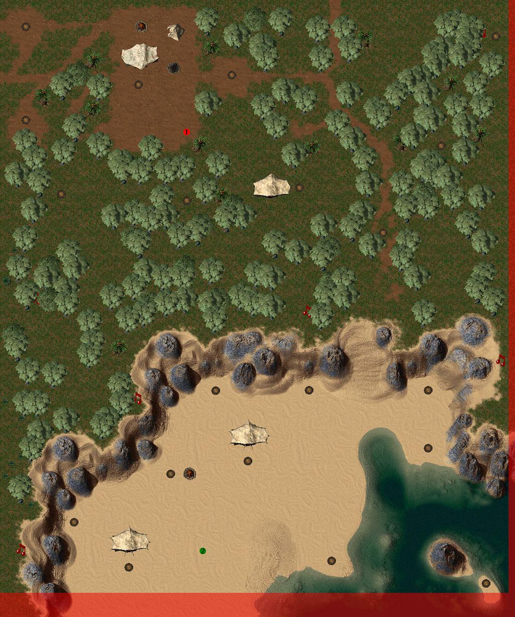 New Era - BoD Mission Map #7 Newera27