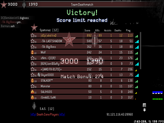 Some dZp ownage here. Cod4mp10