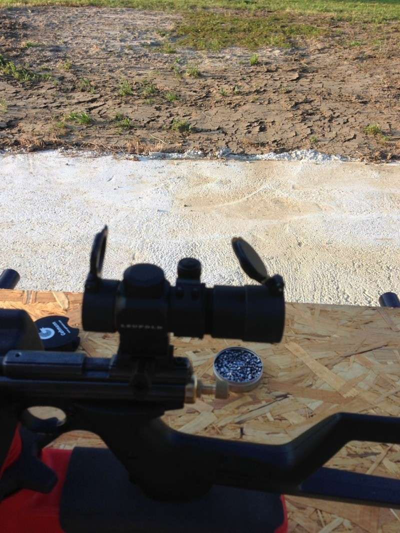 Ma carabine sur base de 2300T + Cartons Img_1145