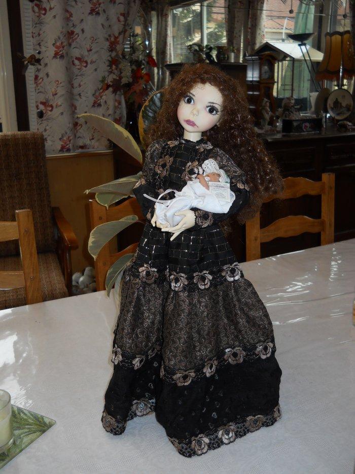 mes poupées Lasher 31376510