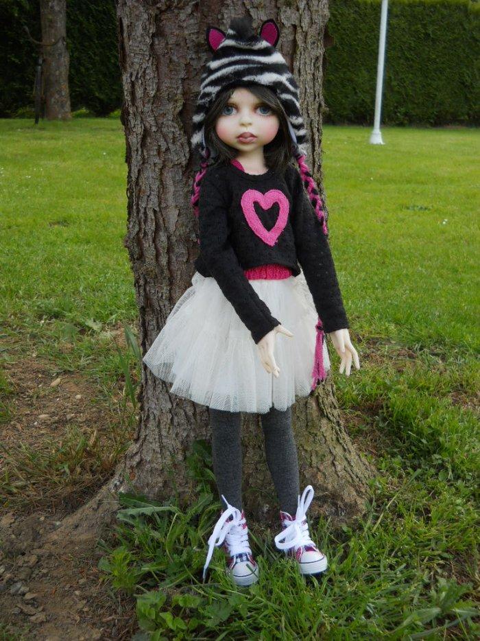 mes poupées Lasher 31644013