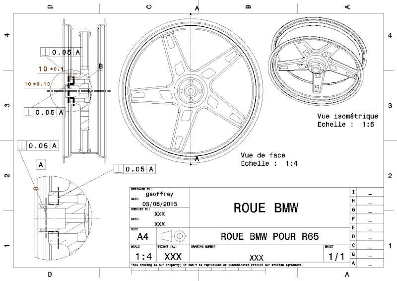 R65 LS 1983 Cafe Racer - Grosses modifs Roue10