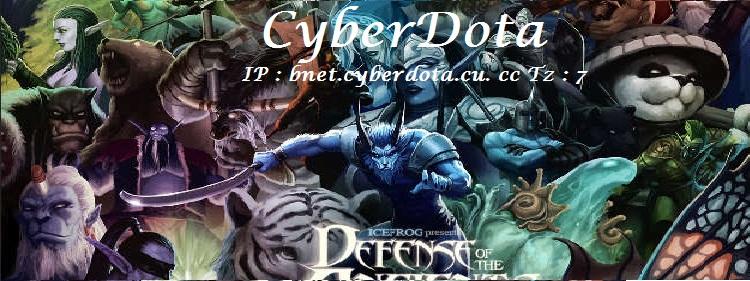 CyberDotaBattle