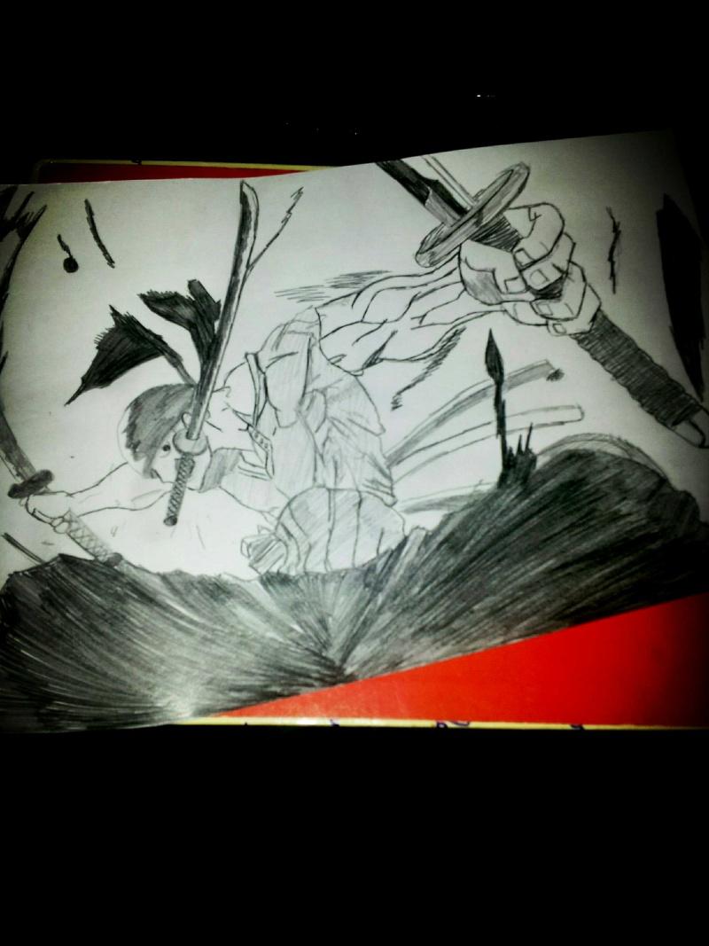 miyu et son crayon  13583813