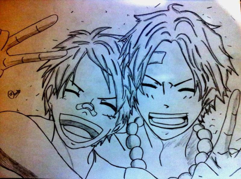 miyu et son crayon  One_pi12