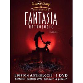 Coffret Fantasia Anthologie 3 DVD sorti en 2002 Fantas10