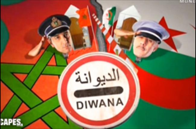 Topic a grande notoriété:Mimouni A.: politicien n'est pas Zbilouchien Algeri11