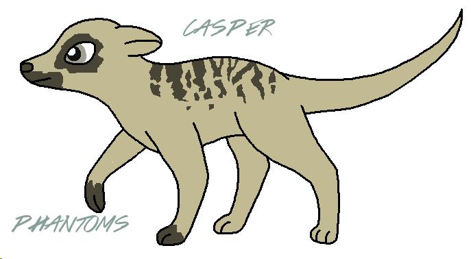 Stormy's Meerkat Designs Casper10