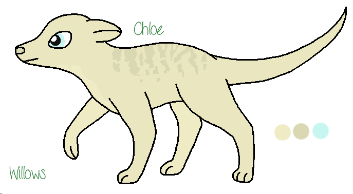 Stormy's Meerkat Designs Chloe10