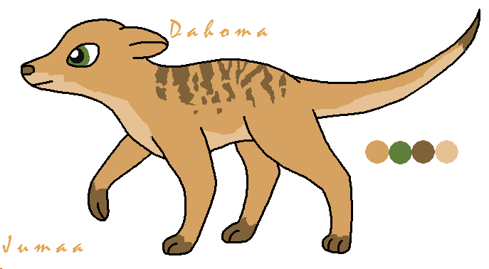 Stormy's Meerkat Designs Dahoma10