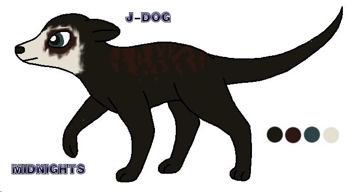 Stormy's Meerkat Designs Jdog11