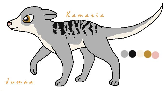 Stormy's Meerkat Designs Kamari10