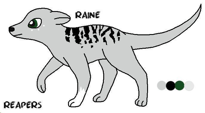 Stormy's Meerkat Designs Raine10