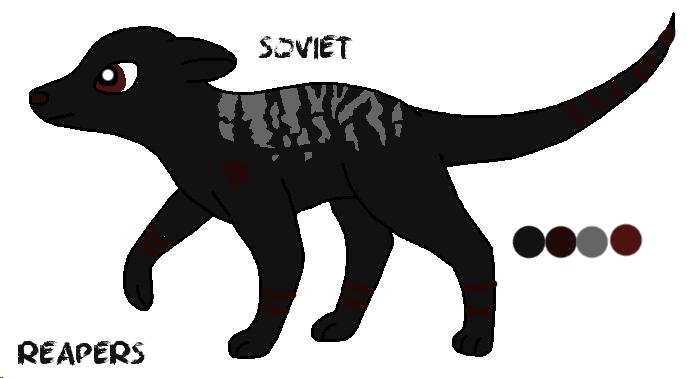 Stormy's Meerkat Designs Soviet10