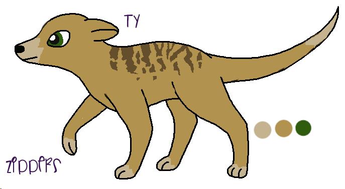 Stormy's Meerkat Designs Ty10