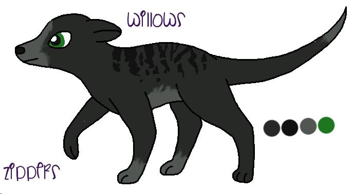 Stormy's Meerkat Designs Willow10